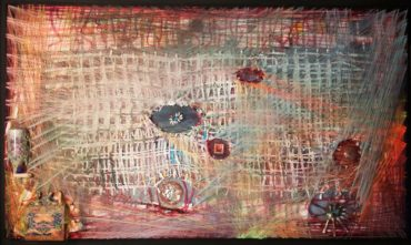 Highly Strung (SOLD)